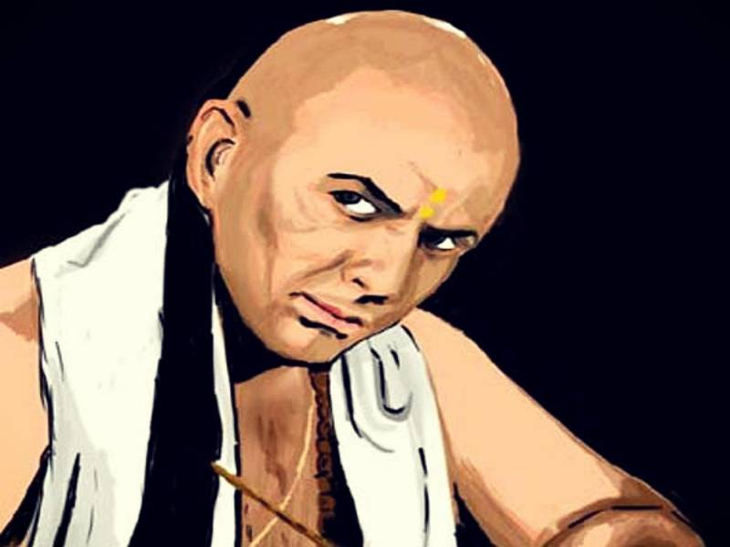 quotes by chanakya
