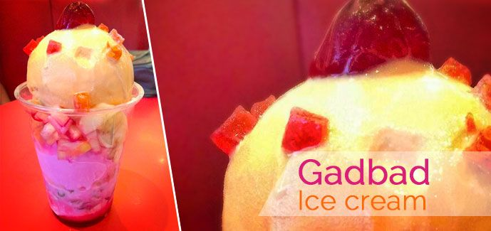 gadbad ice cream