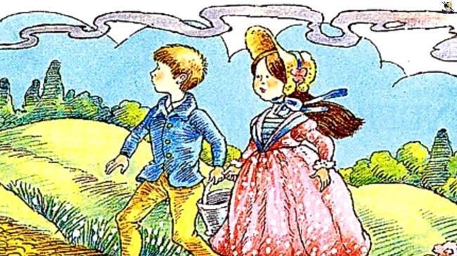 Jack and Jill rhyme