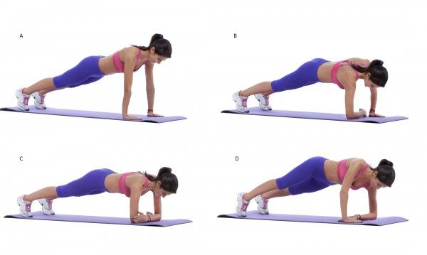 Follow These Simple Core Exercises For Your Strength