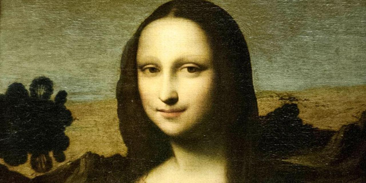 mystery behind mona lisa's painting