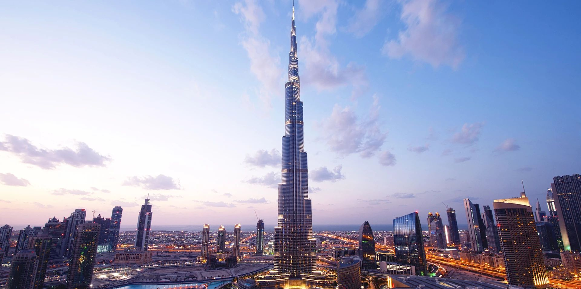 facts about burj khalifa