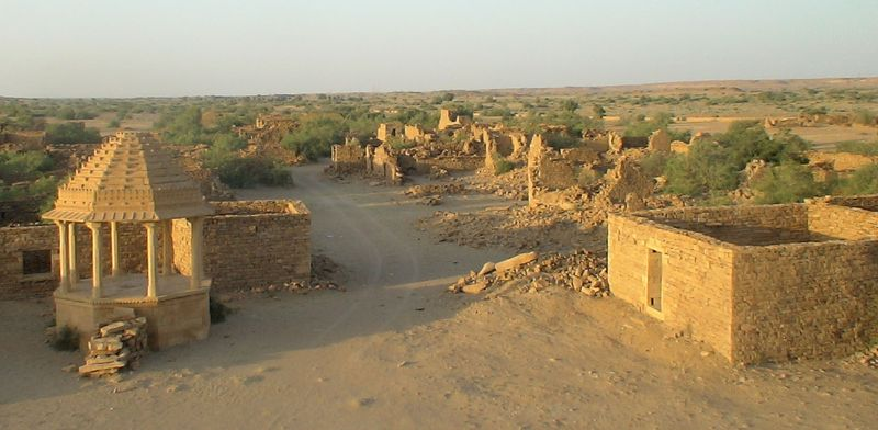 Image result for Kuldhara, Rajasthan