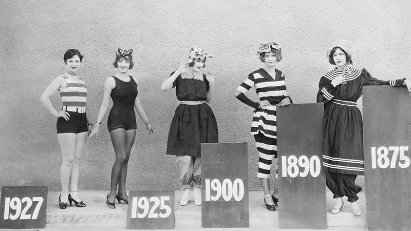 effects of atom bomb of fashion