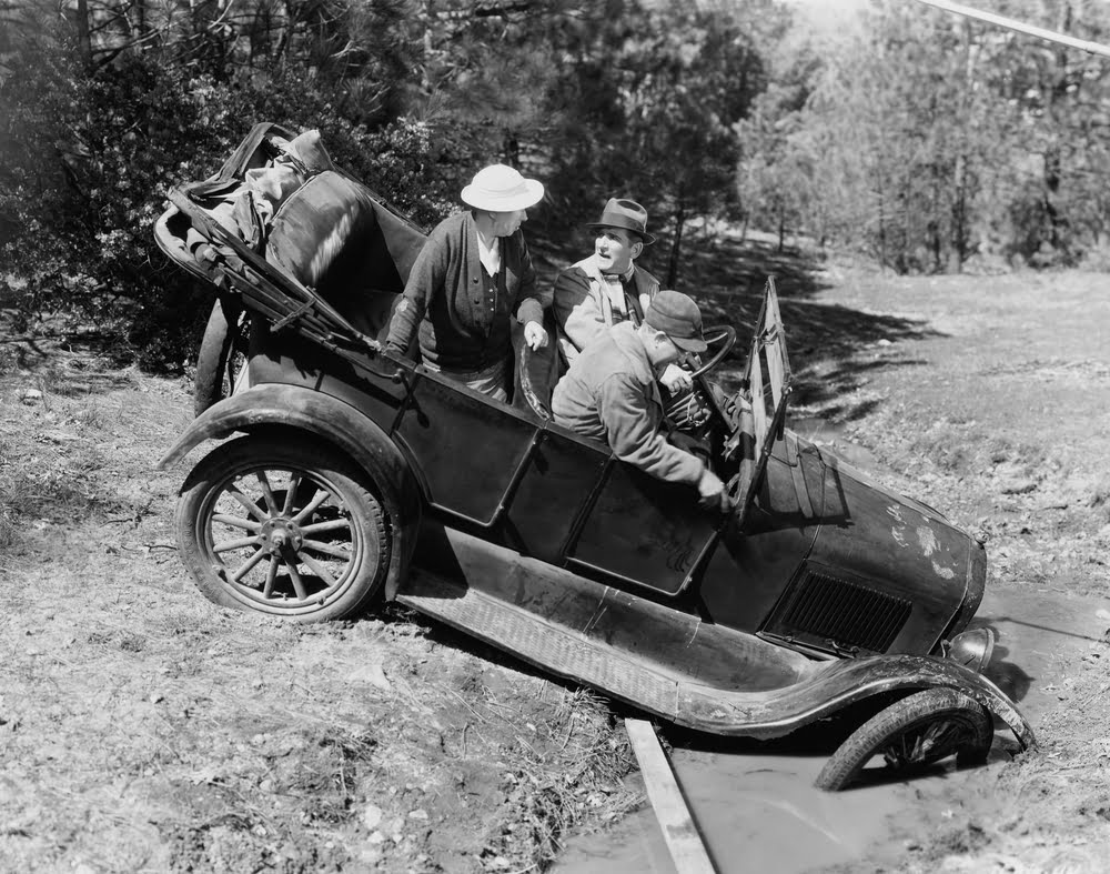 Do You Know About The First Ever Car Accident In History