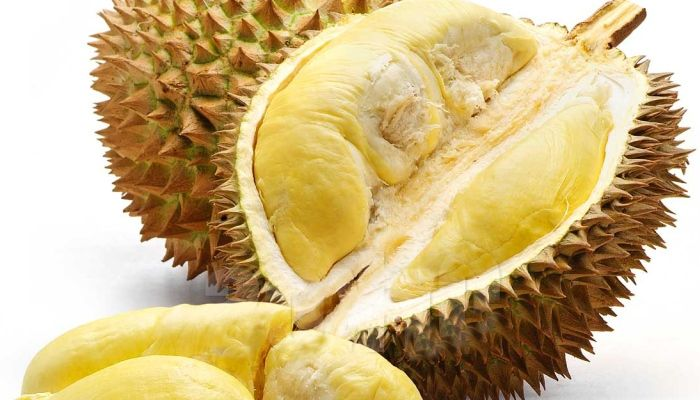 durian fruit with deadly smell and awesome taste