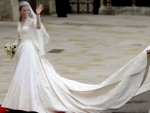 meaning of white wedding dress