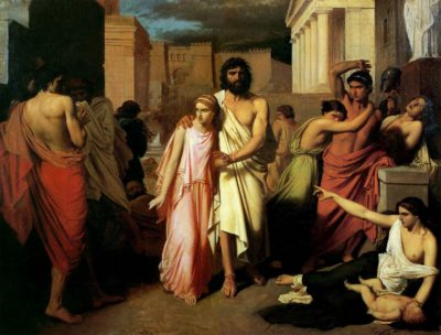 Oedipus And the Inevitability of Fate