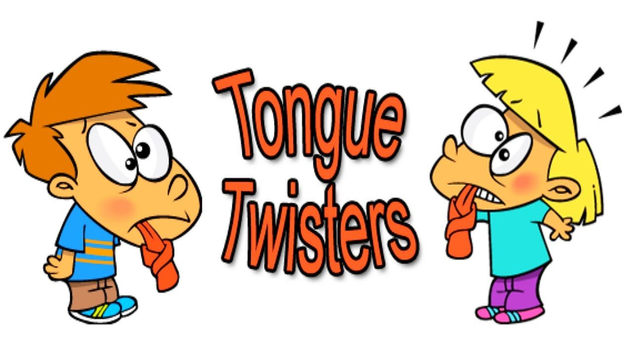 Image result for images of tongue twister