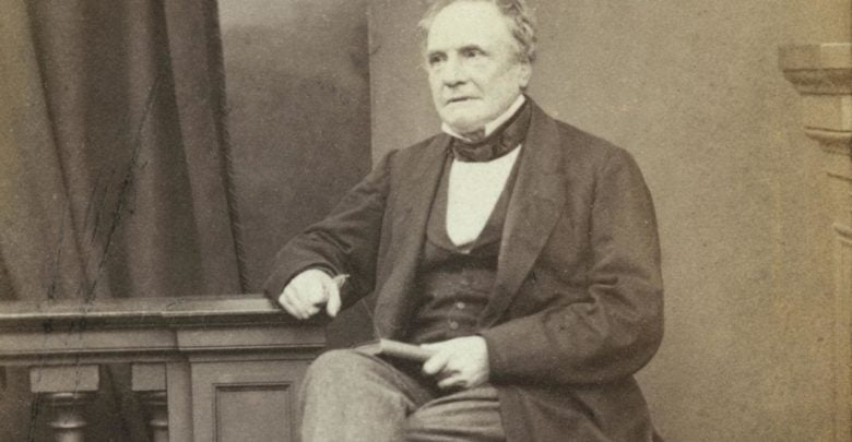 charles babbage computer father