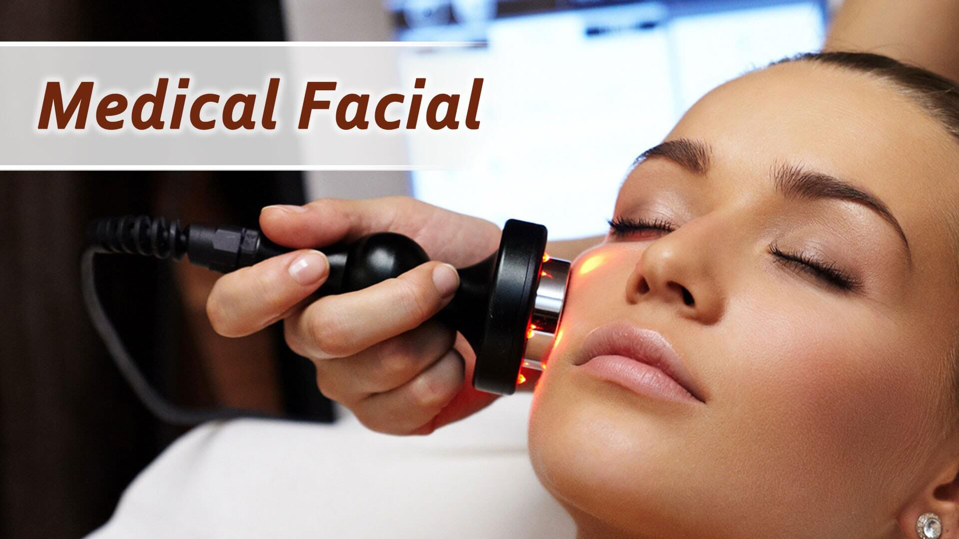 medical facial cleansing