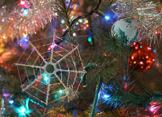 Spider Web Decorations – Ukraine