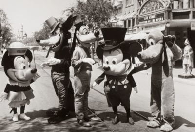 consequences of wearing Disney Costumes