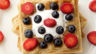 Origin of Waffles