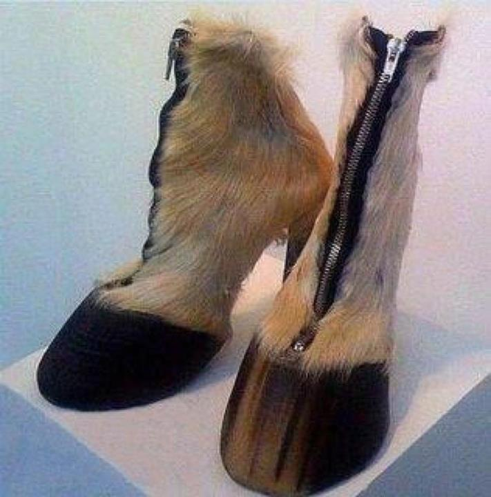 Unusually Weird Designs of Heels