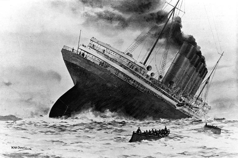mysteries of Titanic
