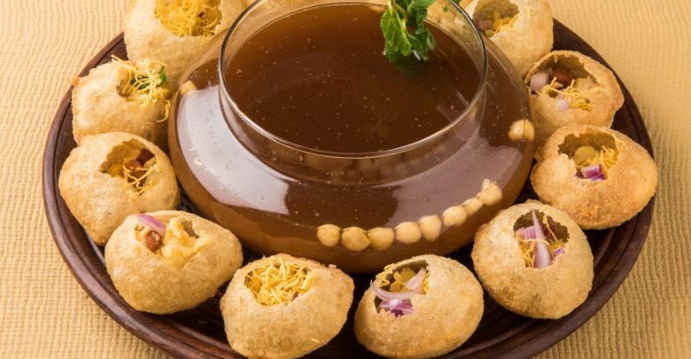 how to prepare puri for pani puri