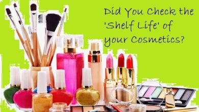 Expiry Date Of Your Cosmetics