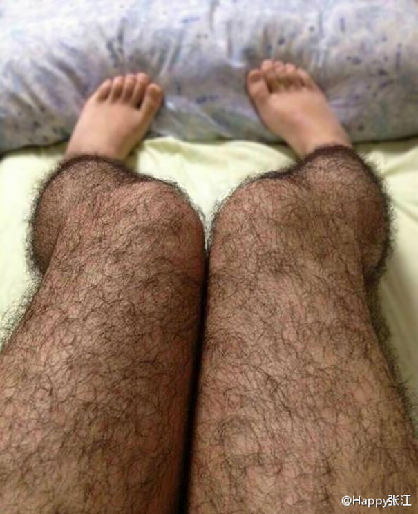 Hairy Stockings--Procaffenation