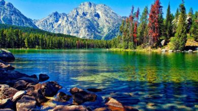 Unbelievably stunning natural places
