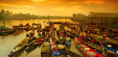 Muara Kuin Floating Market--Procaffenation