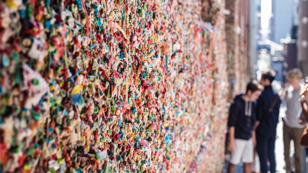 Bubble Gum Walls--Procaffenation