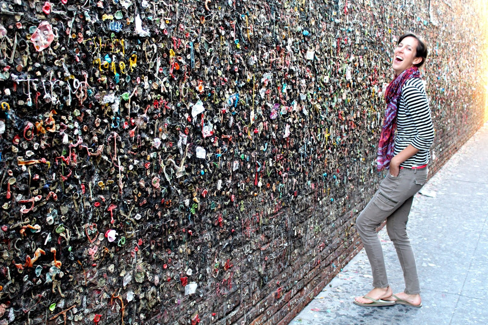 Bubblegum Alley in San Luis Obispo, California--Procaffenation