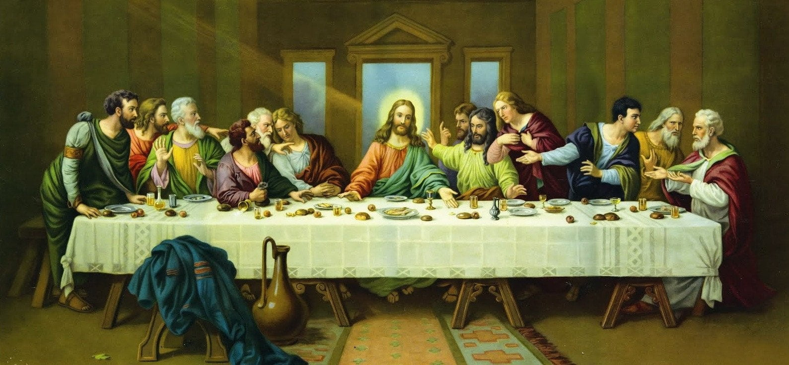 Number 13 Last Supper