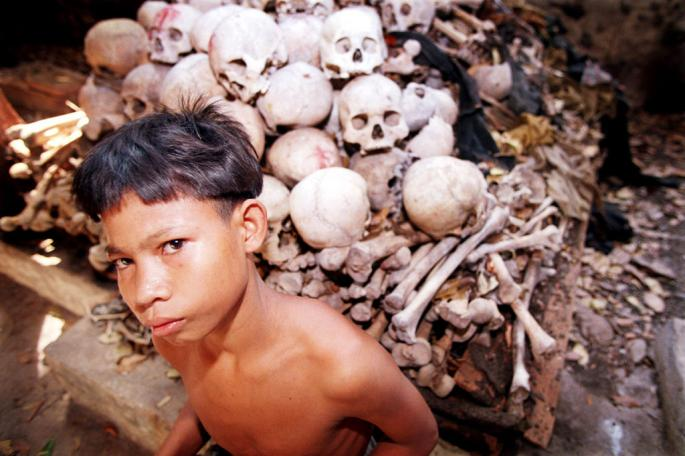 Cannibalism in Cambodia--Procaffenation