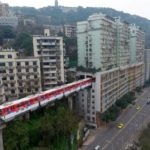 Chinese monorail