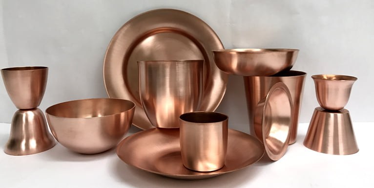 Drinking Water From Copper Vessels