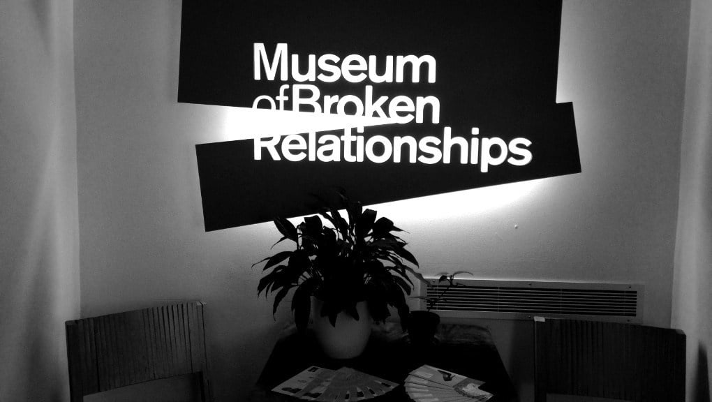 Museum Of Broken Relationships, Croatia