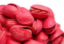 Red Pistachios