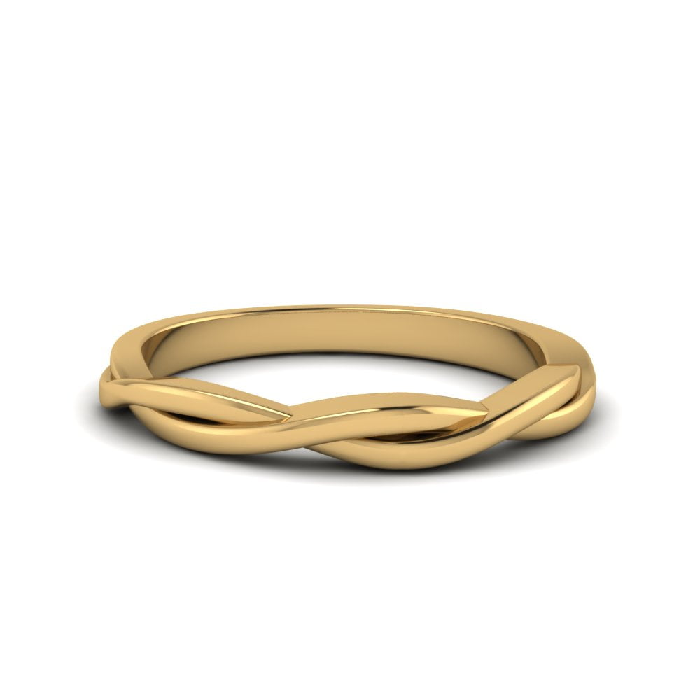 8. Twisted ring