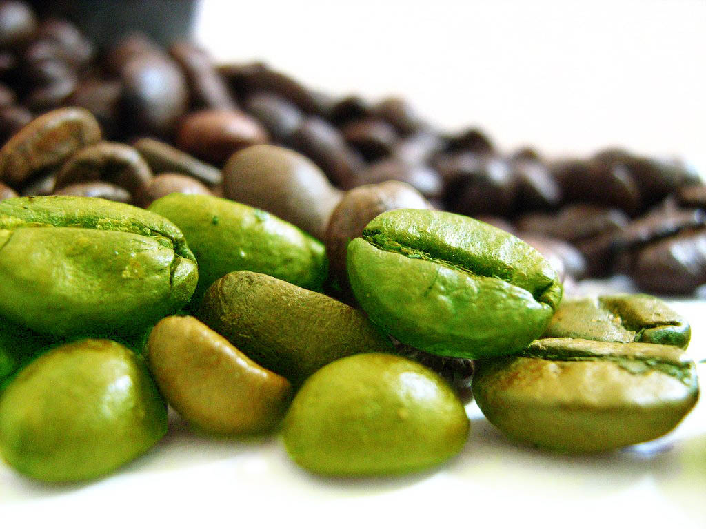 The Flavours Of Green Coffee