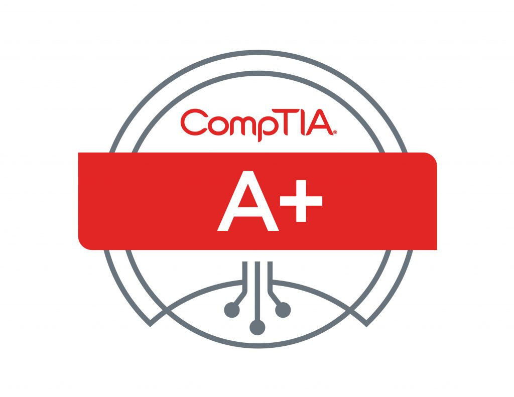 Overview of Entry-level CompTIA A+ Certification Path