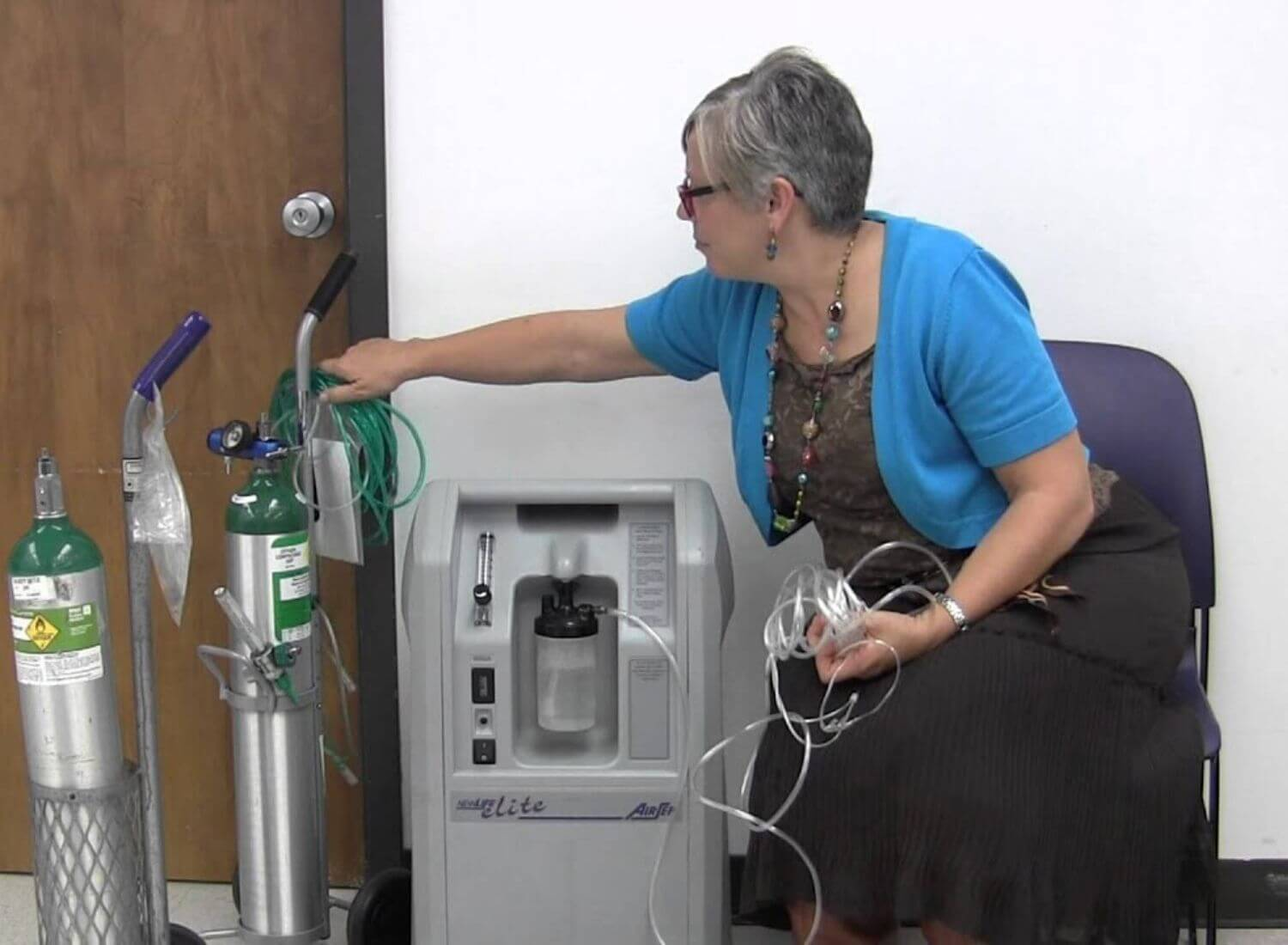 Does The Oxygen Machine Need Atomizing Function?