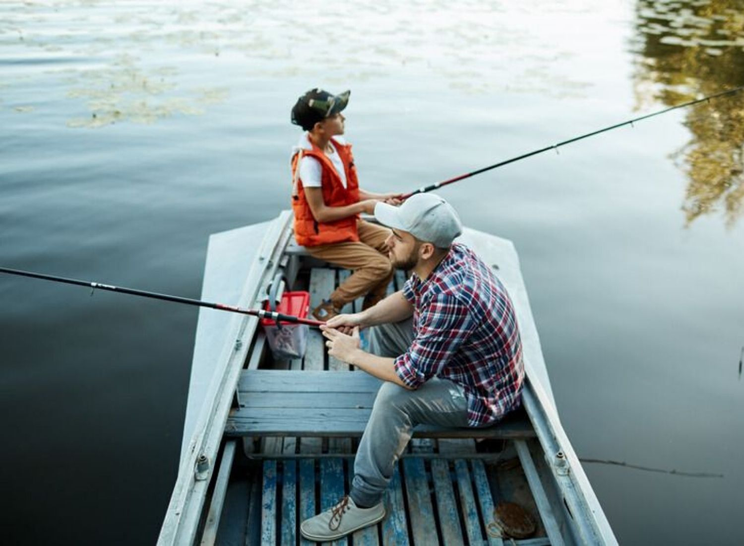 5 Great Reasons To Take Up Fishing