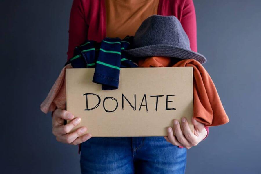 Donate Or Sell Unused Items